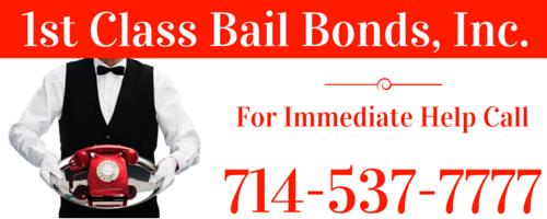 1st Class Bail Bonds Orange County