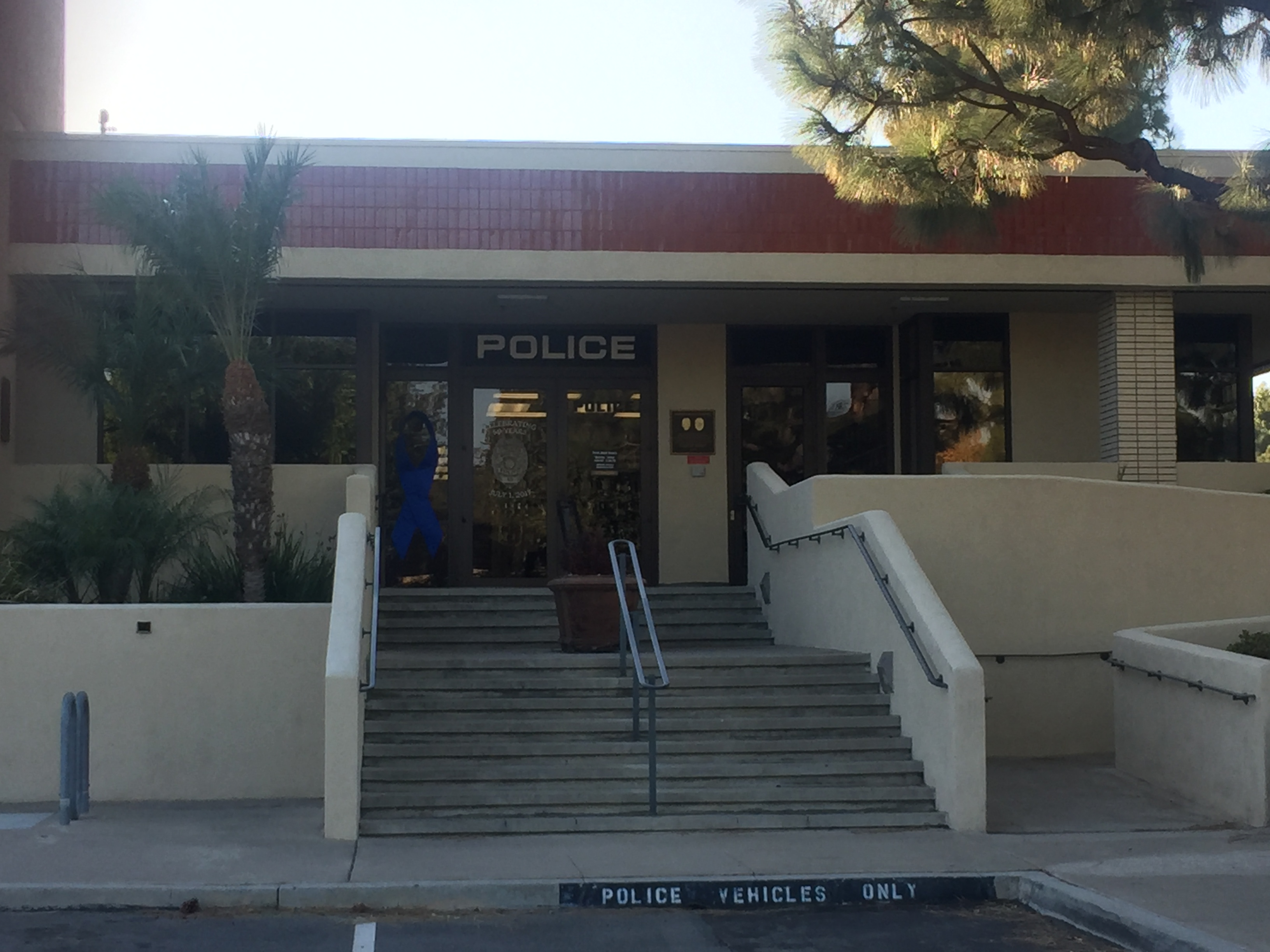 Fountain Valley Bail Bond - Police Department