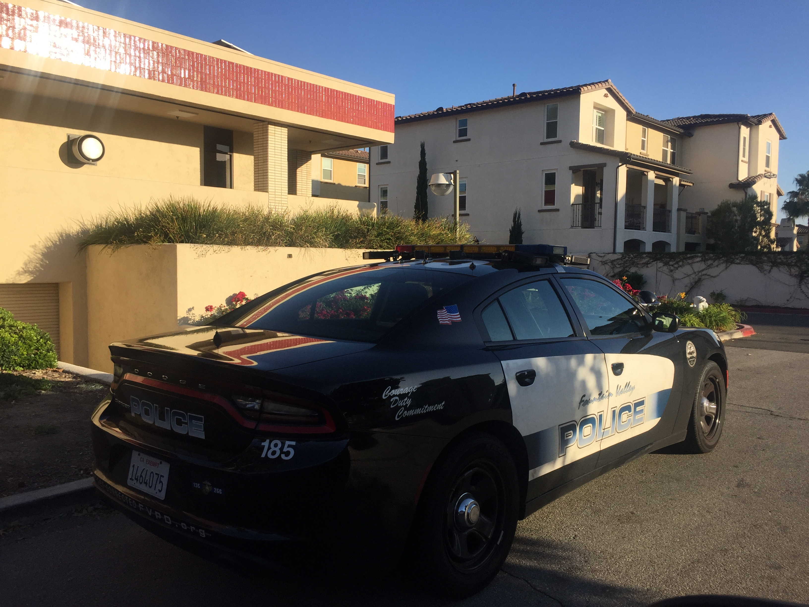 Fountain Valley Bail Bonds - Police Department